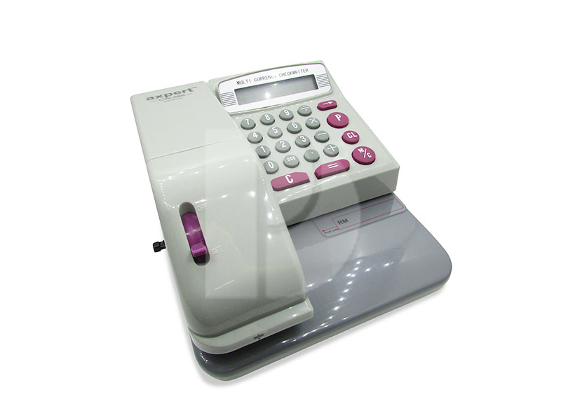 CW-388 CHEQUE WRITER